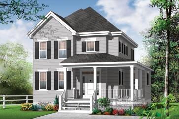 maison style champêtre-cottage